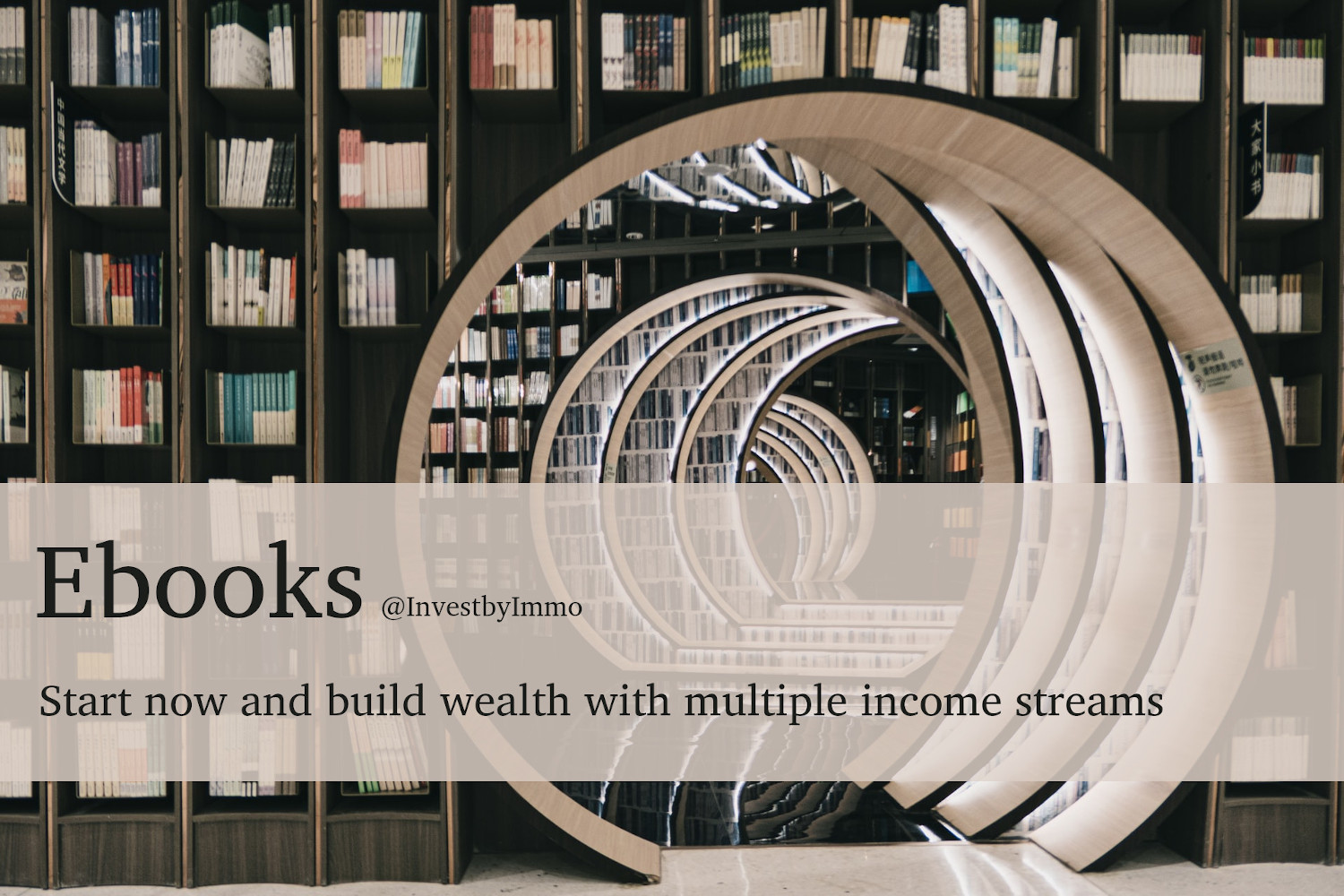 Investby.Immo Ebooks