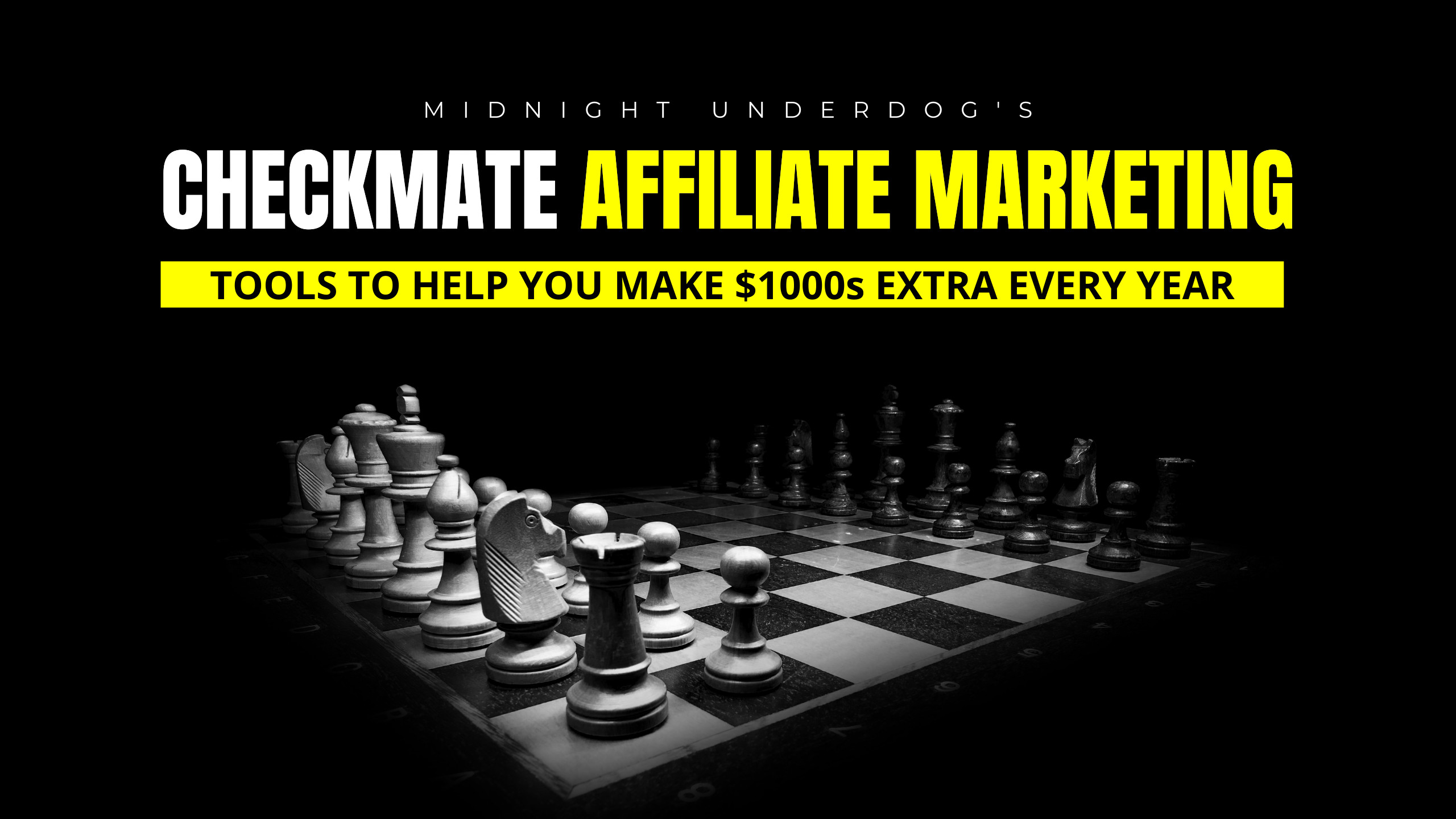 Checkmate Affiliate Marketing